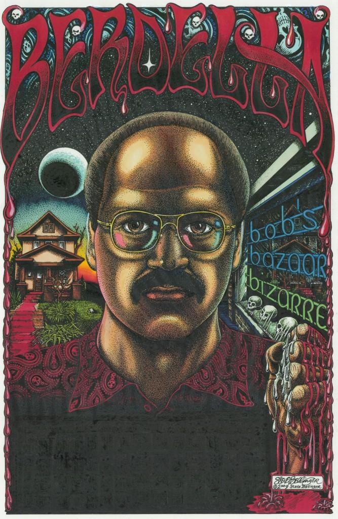 Steve Bellinger Poster