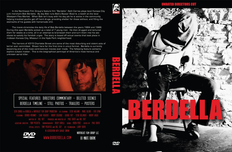 Berdella DVD