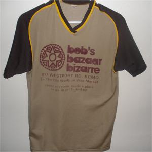 Authentic Original Bobs Bazaar Bizarre T-Shirt